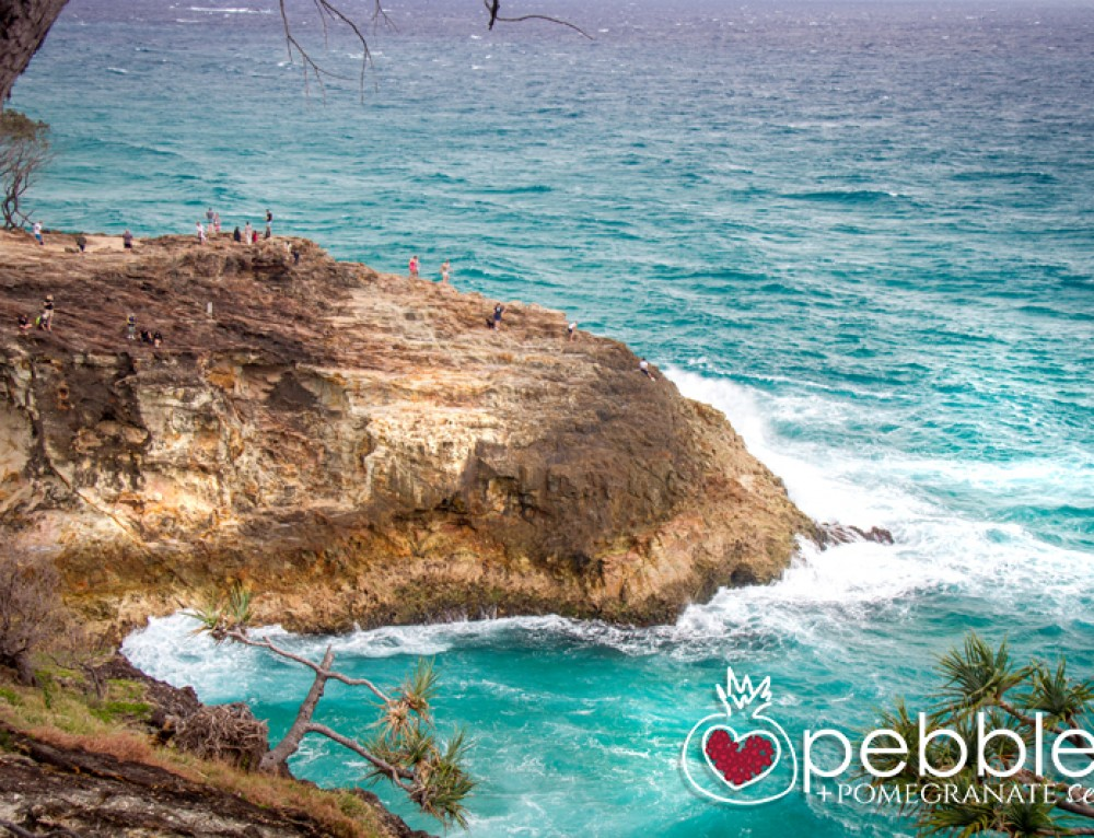 North Stradbroke Island… glamping, relaxing and other island things