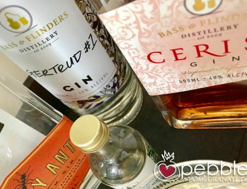 Bass & Flinders Gin Masterclass… mastering the art of gin making, or trying to…